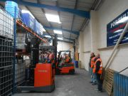 Reach Truck Training in Portull Centre