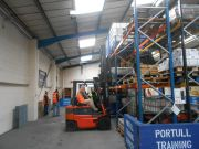 Counterbalance Training in Portull Centre