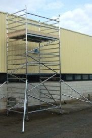 Mobile Tower Scaffold and Ladder Safety