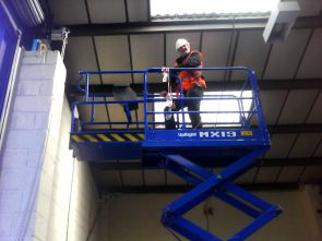 Refresher Scissor lift / Mobile Elevated Work Platforms (MEWP) Course