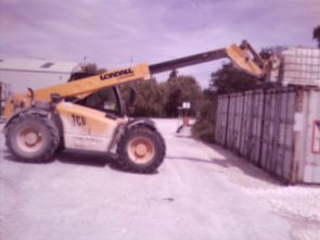 Novice Telehandler lift Truck Operator Course