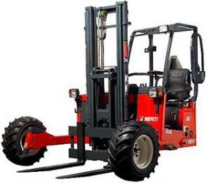Novice Lorry Mounted Lift Truck (Moffett) Course